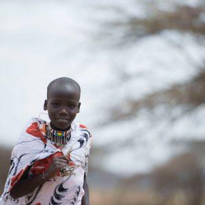 J13 H DSC_3540-2 MAASAI GIRL RUNNING
